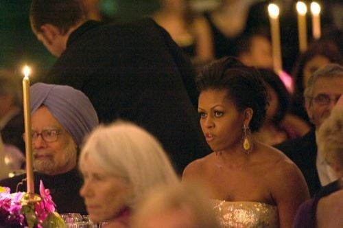 Details Essential At White House State Dinner