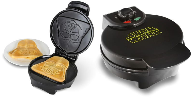Up Your Breakfast Game With a Darth Vader Pancake Maker