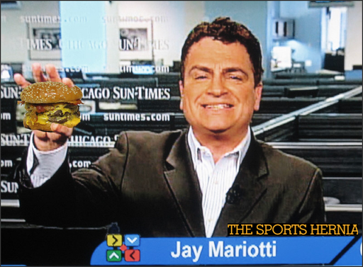Jay Mariotti Needs Protection From That Inquisitive Rick Telander