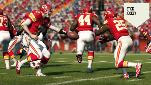 Madden 13 Swears It's Not the Same Old Song—So It Had to Get a New One