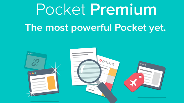 Pocket Adds a Premium Plan with Full Search, Permanent Library, More