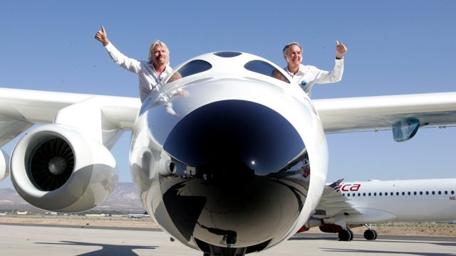 Virgin Galactic posts help wanted for astronauts