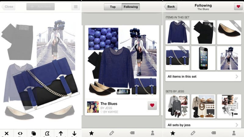 Polyvore, Fantastical, and More