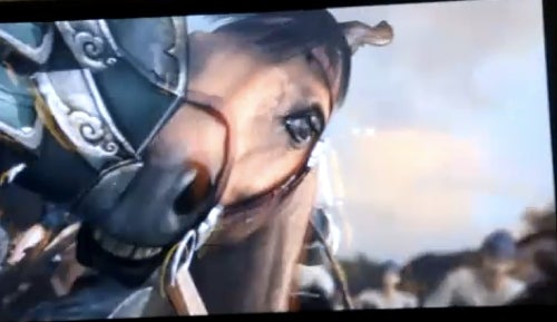 It's Dynasty Warriors With Added Horse-Kicking