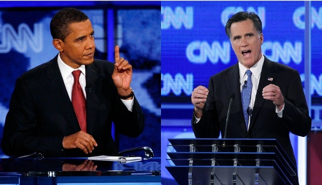Romney Campaign Memo: Obama Is a Master Debater, Will Probably Win Next Week Because Voters Think He's Better