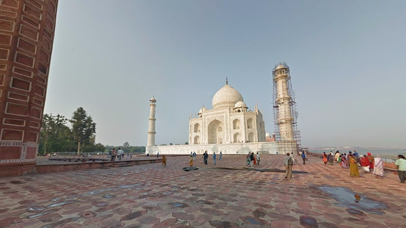 21 Must-See Google Street View Locations That Aren't Streets