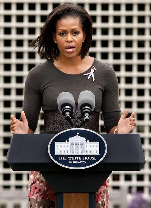 Poll Position: Everyone Loves Michelle Obama