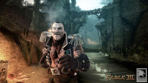 There's A Little Captain In Fable III