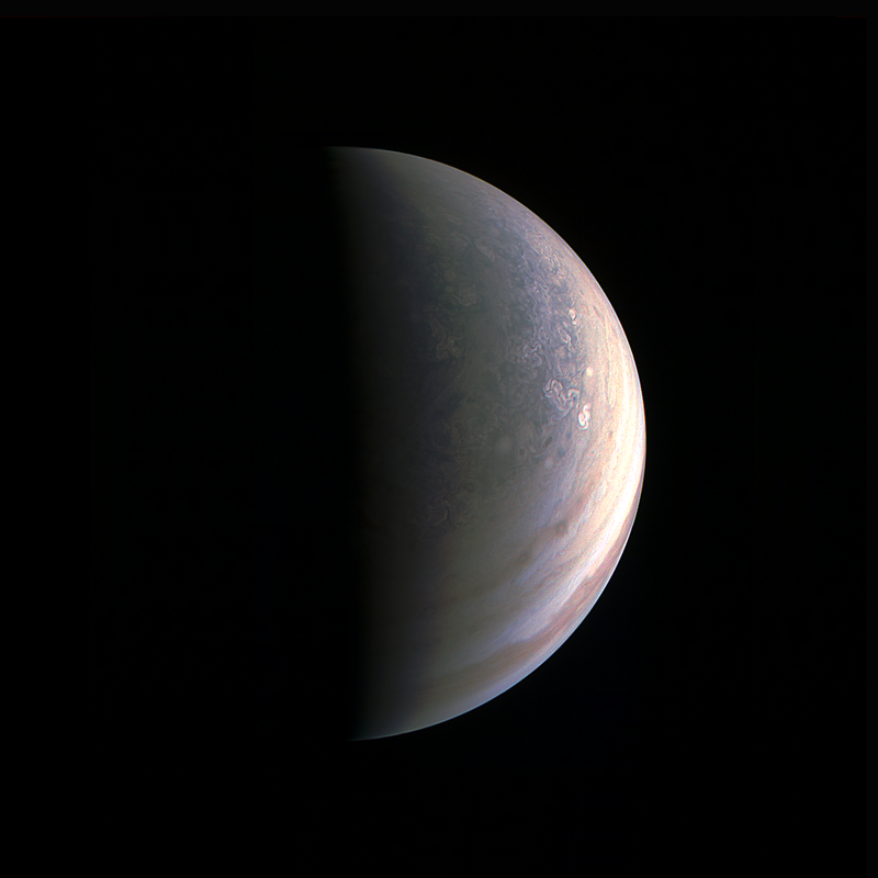 Jupiter Is 'Hardly Recognizable' In Juno's Latest Images