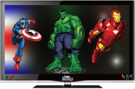 Marvel TVs