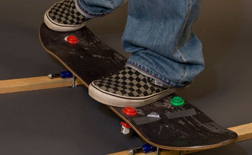 We Prefer The Tony Hawk: Ride Prototype