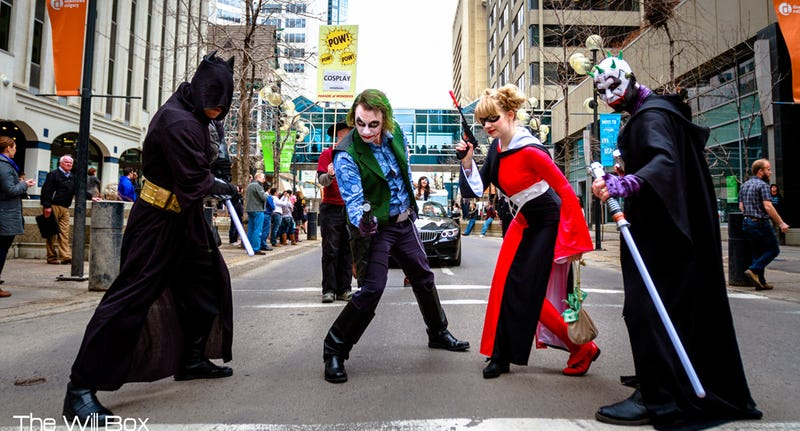 Even More Mind-Blowing Cosplay From Calgary Expo 2014!