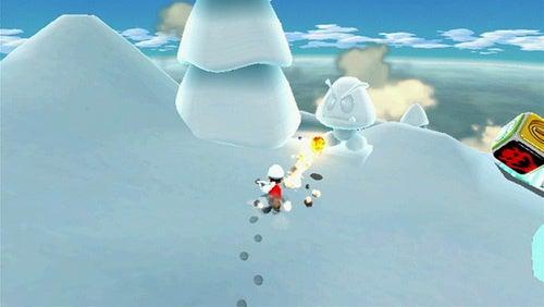 Super Mario Galaxy 2 Screenshots & Character Art