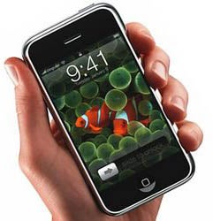 iPhone Patent Dibs Begin (Pitifully)