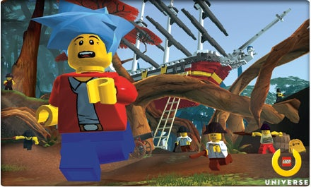 LEGO Universe Creation, In-Game Screenshots