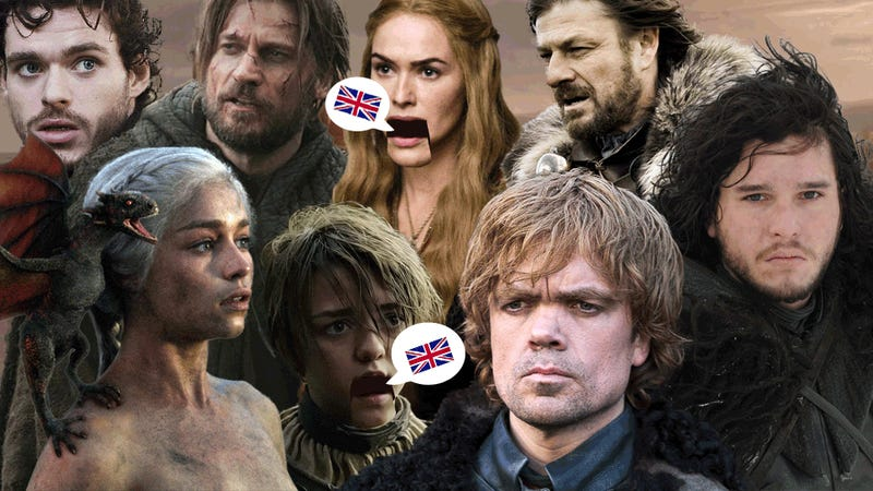 What Is Going on With the Accents in Game of Thrones?