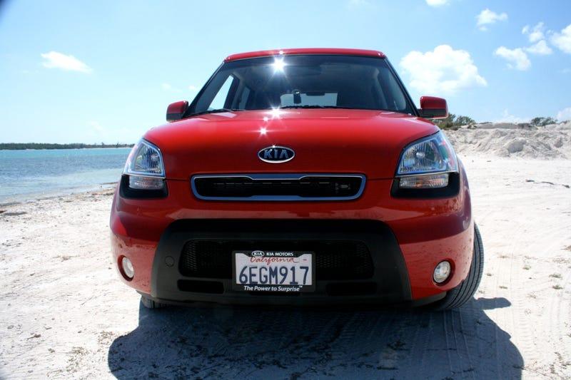 2010 Kia Soul: First Drive