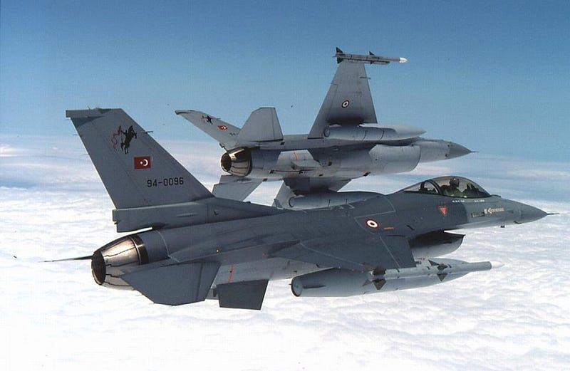 Why Turkey Shot A Syrian Air Force MiG-23 Out Of The Sky