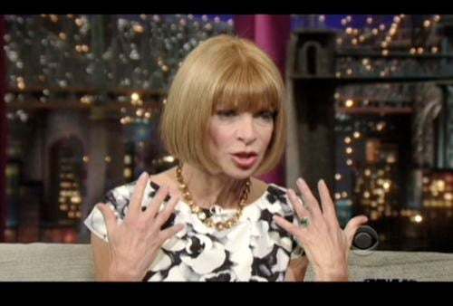 "Body Language ""Expert"" Weighs In On Vogue's Anna Wintour"