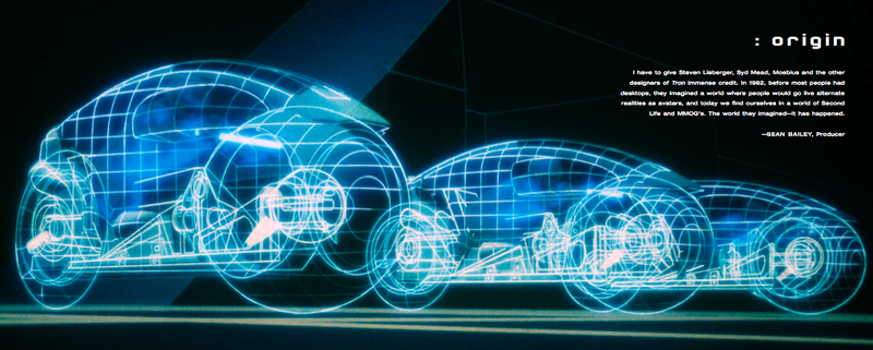 Building the Grid: a conversation with Tron Legacy director Joe Kosinski