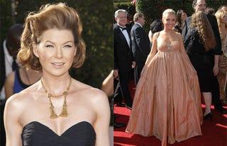 Emmy Fashions: Mostly Pretty. Ryan Seacrest: Mostly Ugly