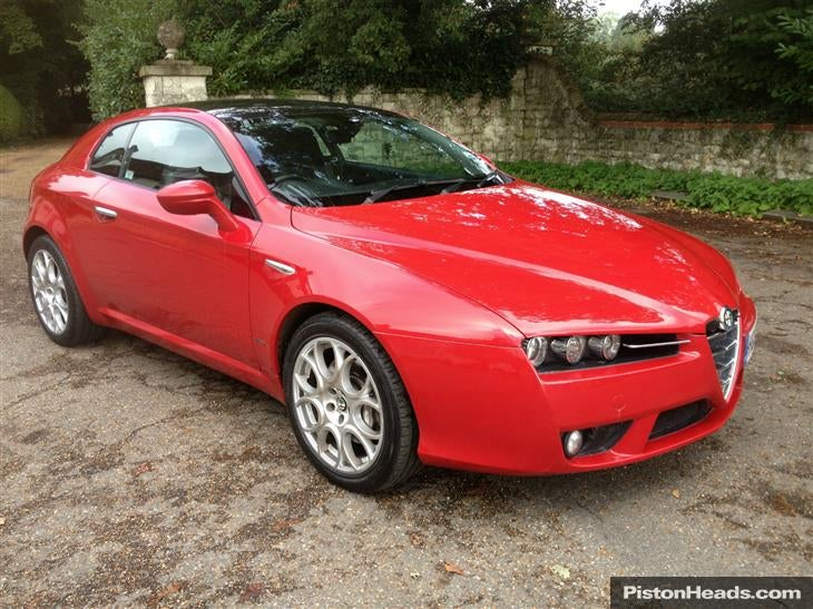 Any thoughts on the Alfa Brera?