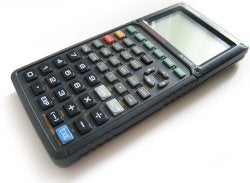 Over One Billion Sold...Calculators