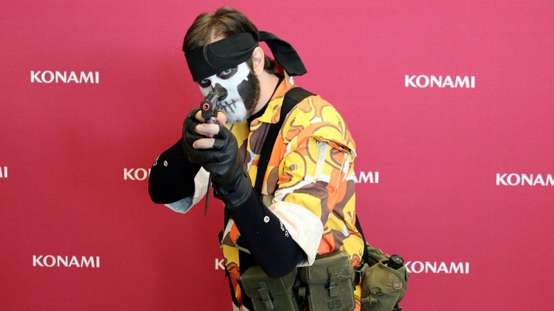 The Best Metal Gear Cosplay at Comic-Con (Officially)