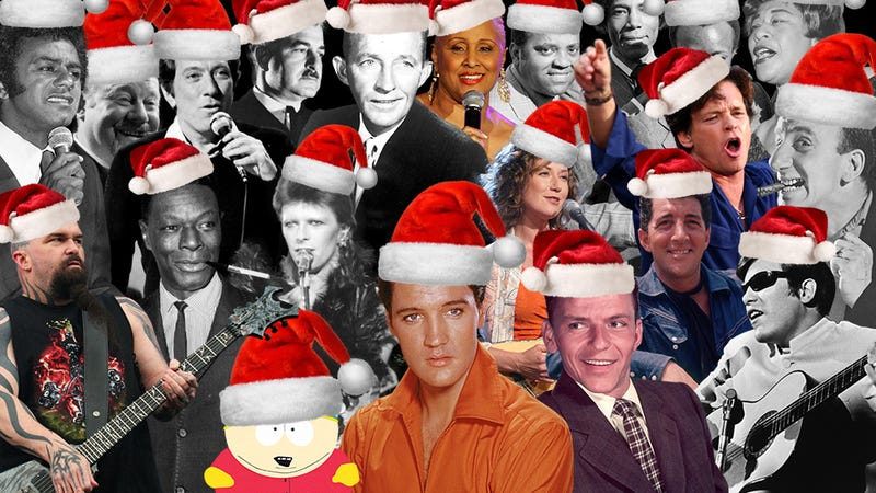 The Best Version Of Every Important Christmas Song