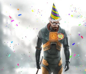 Happy Birthday Half Life, Now You Are Ten