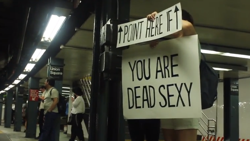 Here's How to Make Subway Conductors Smile