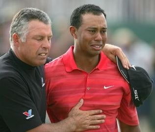 "Sad Tiger Woods Cops To ""Personal Failings"" (UPDATE)"