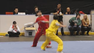 Wushu Is a Martial Arts Ballet of Combat and Beauty