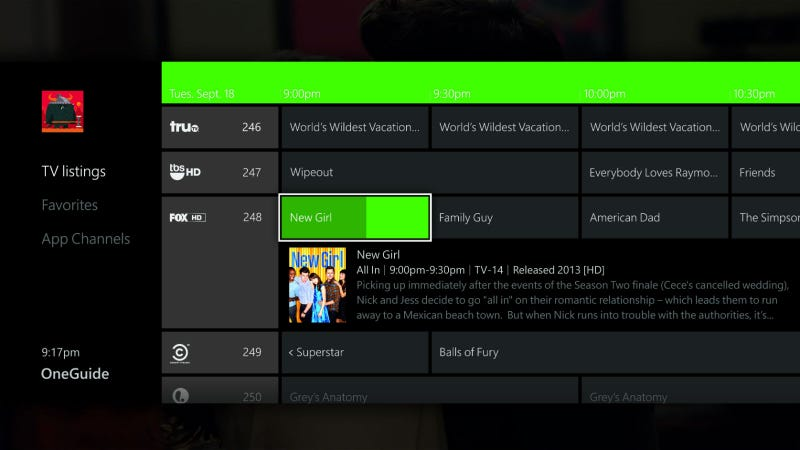 The Xbox One Will Make Your Cable Box Look Like a Relic