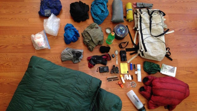 The Backcountry Researcher's Bag