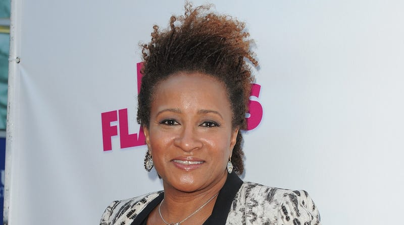 Wanda Sykes Is More Worried About Pharrell's Hat Than His Album Cover