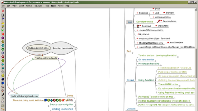 Five Best Mind Mapping Tools