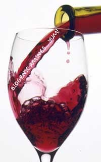 Winos Delight in Red Wine Headache Detector