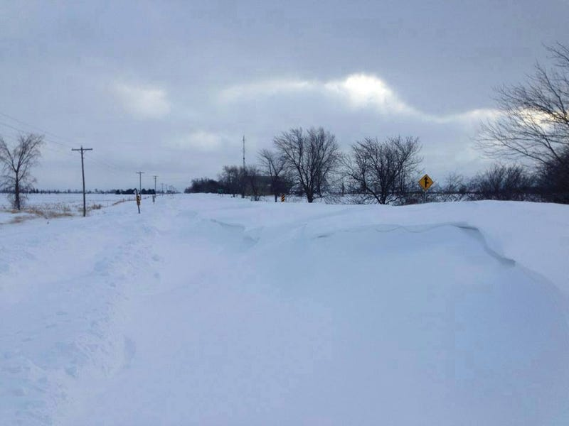 The State of Highway 21 Leaves Something To Be Desired