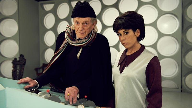 Photos from Doctor Who docudrama are like a window into the past