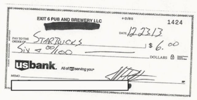 Brewpub Responds to Starbucks Cease and Desist with Lots of F Words