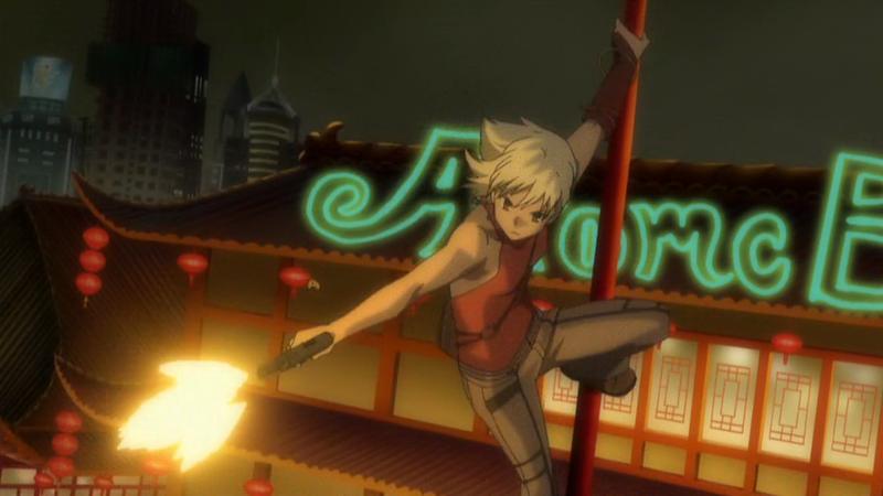 Rockmandash Reviews: Canaan [Anime]