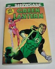 Really??? DC Showcase Green Lantern racial slur page 1 argh!