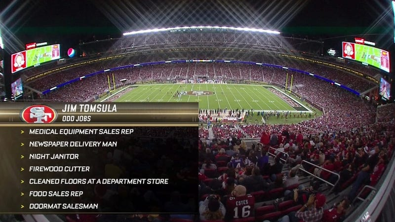 The Many Talents Of Jim Tomsula