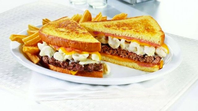Denny's New Sandwiches Trump the KFC Double Down