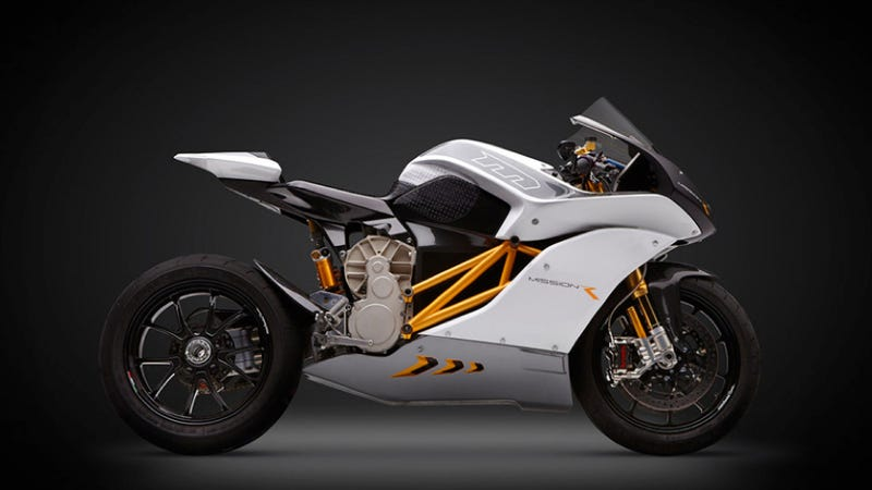 Is This The Tesla Of Motorcycles?