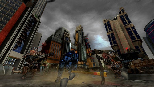 Crackdown 2 Screens, Only 492 More To Collect