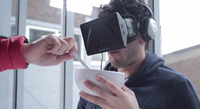 Un artista vivirá 30 días en la mente de otro mediante realidad virtual