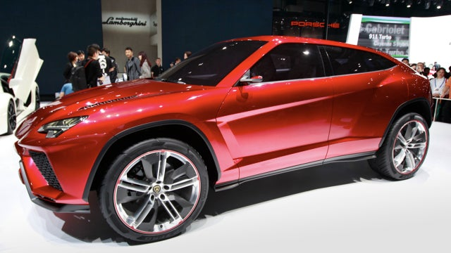 2013 Toyota RAV4 Due Next Week, Lambo Deciding On SUV, And GM Standing By Opel