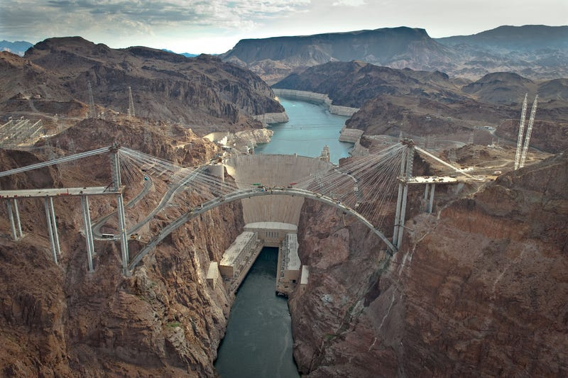 The Hoover Dam Bypass Will Make You Ooooh and Aaaah